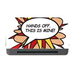 Hands Off Memory Card Reader with CF