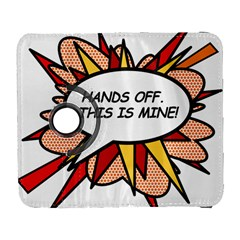 Hands Off Samsung Galaxy S  III Flip 360 Case