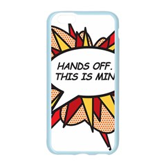 Hands Off Apple Seamless iPhone 6/6S Case (Color)