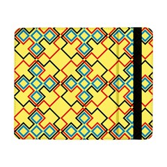 Shapes on a yellow backgroundSamsung Galaxy Tab Pro 8.4  Flip Case
