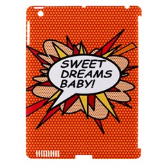 Sweet Dreams Baby!  Apple iPad 3/4 Hardshell Case (Compatible with Smart Cover)