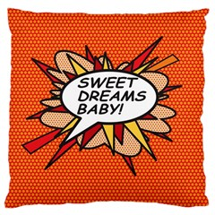 Sweet Dreams Baby!  Large Cushion Cases (One Side)