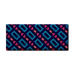 Rectangles and other shapes pattern Hand Towel