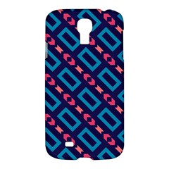 Rectangles and other shapes pattern Samsung Galaxy S4 I9500/I9505 Hardshell Case