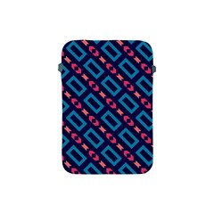Rectangles and other shapes pattern Apple iPad Mini Protective Soft Case