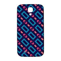 Rectangles and other shapes pattern Samsung Galaxy S4 I9500/I9505  Hardshell Back Case