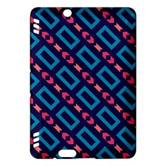 Rectangles and other shapes pattern	Kindle Fire HDX Hardshell Case