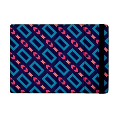 Rectangles and other shapes patternApple iPad Mini 2 Flip Case