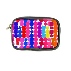 Colorful squares Coin Purse