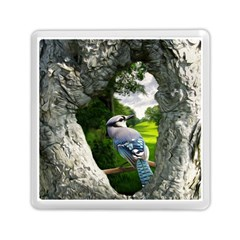 Bird In The Tree 2 Memory Card Reader (Square)