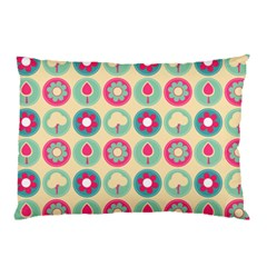 Chic Floral Pattern Pillow Cases (Two Sides)