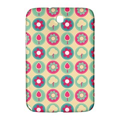 Chic Floral Pattern Samsung Galaxy Note 8.0 N5100 Hardshell Case