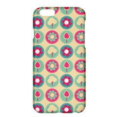 Chic Floral Pattern Apple iPhone 6 Plus/6S Plus Hardshell Case