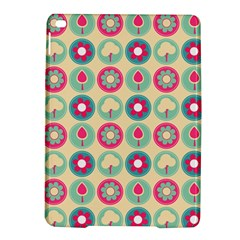 Chic Floral Pattern iPad Air 2 Hardshell Cases