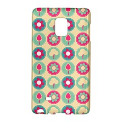 Chic Floral Pattern Galaxy Note Edge