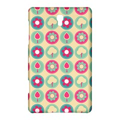 Chic Floral Pattern Samsung Galaxy Tab S (8 4 ) Hardshell Case