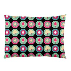 Chic Floral Pattern Pillow Cases