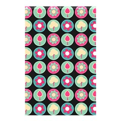 Chic Floral Pattern Shower Curtain 48  x 72  (Small)