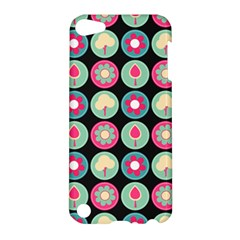 Chic Floral Pattern Apple iPod Touch 5 Hardshell Case