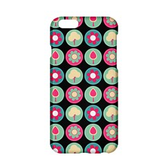 Chic Floral Pattern Apple iPhone 6/6S Hardshell Case