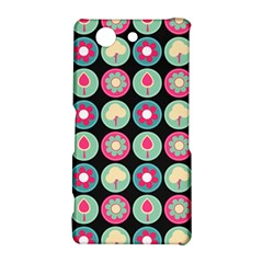 Chic Floral Pattern Sony Xperia Z3 Compact