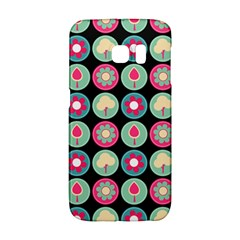 Chic Floral Pattern Galaxy S6 Edge