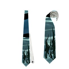 Submarine With Orca Neckties (One Side)