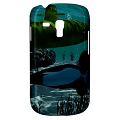 Submarine With Orca Samsung Galaxy S3 MINI I8190 Hardshell Case