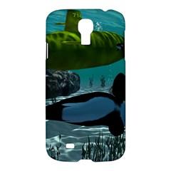 Submarine With Orca Samsung Galaxy S4 I9500/I9505 Hardshell Case
