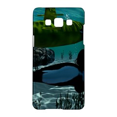 Submarine With Orca Samsung Galaxy A5 Hardshell Case