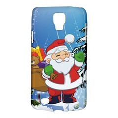 Funny Santa Claus In The Forrest Galaxy S4 Active