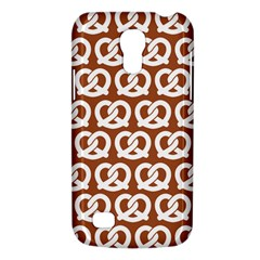Brown Pretzel Illustrations Pattern Galaxy S4 Mini