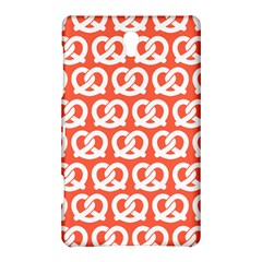 Coral Pretzel Illustrations Pattern Samsung Galaxy Tab S (8.4 ) Hardshell Case