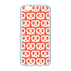 Coral Pretzel Illustrations Pattern Apple Seamless iPhone 6/6S Case (Color)