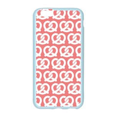 Chic Pretzel Illustrations Pattern Apple Seamless iPhone 6/6S Case (Color)