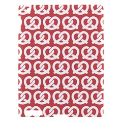 Trendy Pretzel Illustrations Pattern Apple iPad 3/4 Hardshell Case
