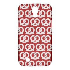 Trendy Pretzel Illustrations Pattern Samsung Galaxy Mega 6.3  I9200 Hardshell Case