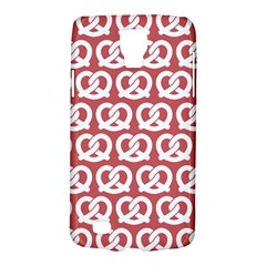 Trendy Pretzel Illustrations Pattern Galaxy S4 Active