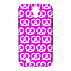 Pink Pretzel Illustrations Pattern Samsung Galaxy Mega 6.3  I9200 Hardshell Case