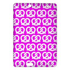 Pink Pretzel Illustrations Pattern Kindle Fire Hd (2013) Hardshell Case