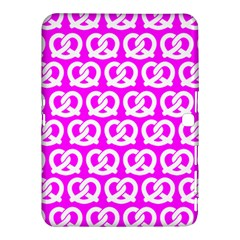 Pink Pretzel Illustrations Pattern Samsung Galaxy Tab 4 (10 1 ) Hardshell Case