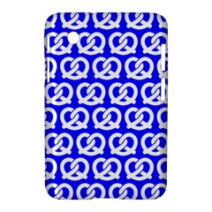 Blue Pretzel Illustrations Pattern Samsung Galaxy Tab 2 (7 ) P3100 Hardshell Case