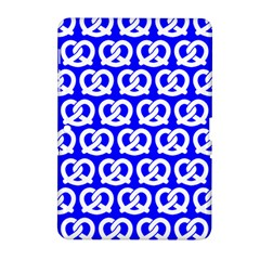 Blue Pretzel Illustrations Pattern Samsung Galaxy Tab 2 (10 1 ) P5100 Hardshell Case