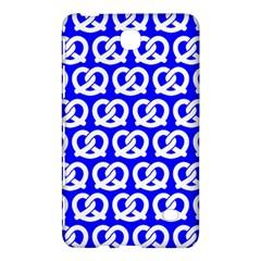 Blue Pretzel Illustrations Pattern Samsung Galaxy Tab 4 (7 ) Hardshell Case