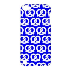 Blue Pretzel Illustrations Pattern Apple iPod Touch 5 Hardshell Case