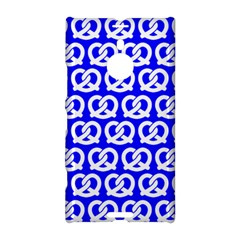Blue Pretzel Illustrations Pattern Nokia Lumia 1520