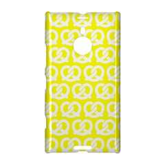 Yellow Pretzel Illustrations Pattern Nokia Lumia 1520