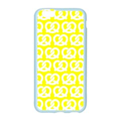 Yellow Pretzel Illustrations Pattern Apple Seamless iPhone 6/6S Case (Color)