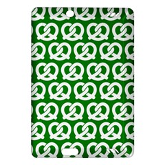 Green Pretzel Illustrations Pattern Kindle Fire Hd (2013) Hardshell Case