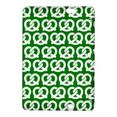 Green Pretzel Illustrations Pattern Kindle Fire HDX 8.9  Hardshell Case
